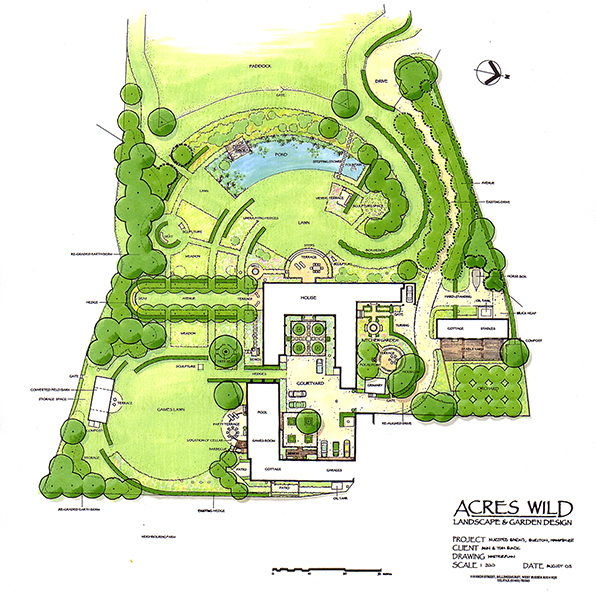 Acres Wild VieVis Plan