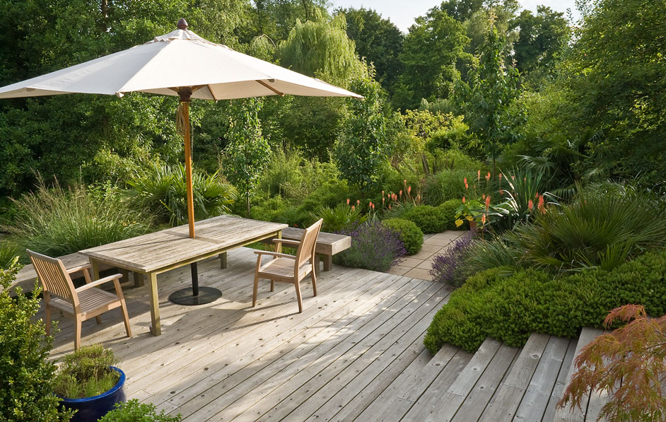 Acres Wild Form and Foliage Decking