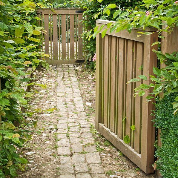 Acres Wild Georgian Grandeur Gate