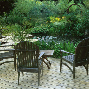 Acres Wild Lush and Luxuriant Seating