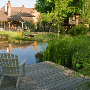 Acres Wild Willows and Water Decking