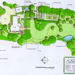 Meandering Meadow Plan