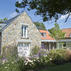Acres Wild Guernsey Garden House