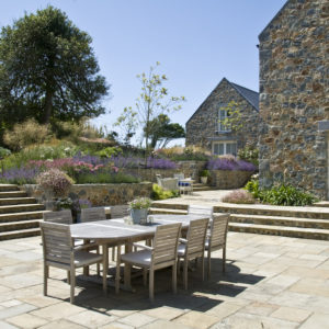 Acres Wild Guernsey Garden Outdoor Area