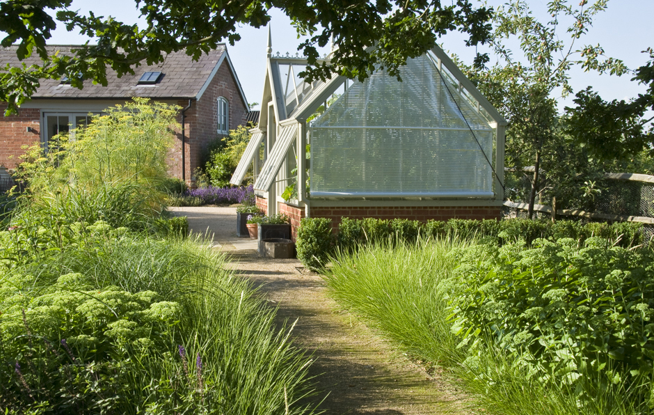 Acres Wild Artfully Accessible Greenhouse