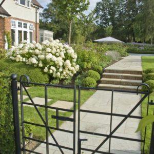 Acres Wild Surrey Serene Gate