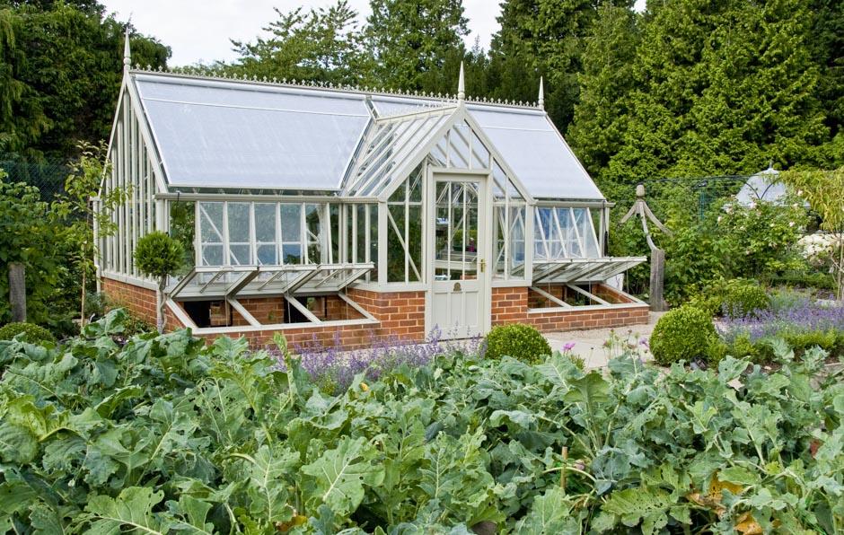 Acres Wild Surrey Serene Glasshouse