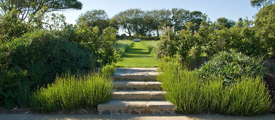 Acres Wild Large Family Garden in Guernsey