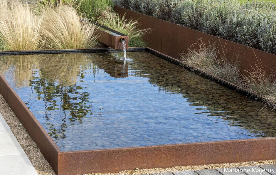 Acres Wild Corten Pool