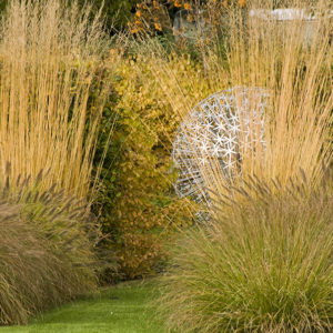Acres Wild Stipa and Sculpture