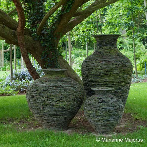 Acres Wild Stone Urns