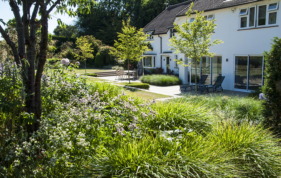 Acres Wild Stylishly Surrey Garden