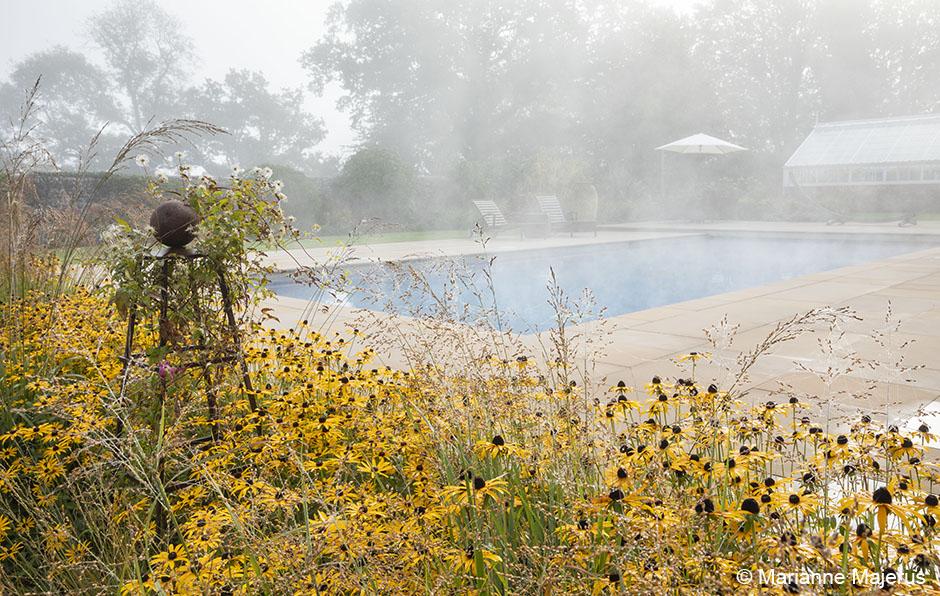 Acres Wild Stylishly Surrey Pool