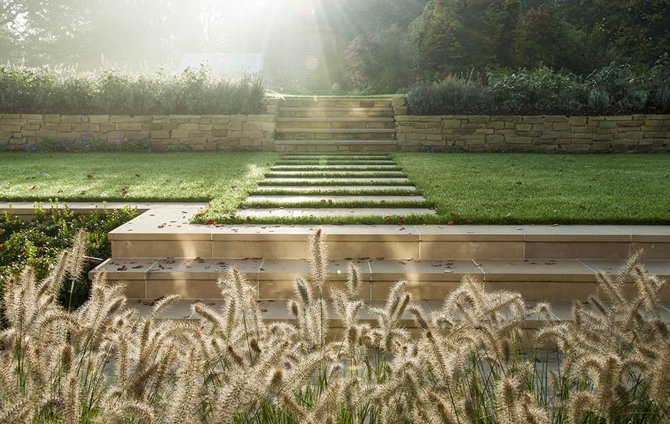 Acres Wild Stylishly Surrey Step Detailing