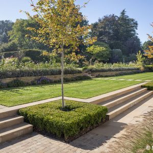 Acres Wild Stylishly Surrey Steps to Lawn