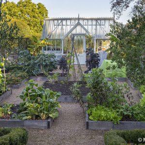 Acres Wild Stylishly Surrey Vegetable Garden