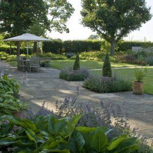 Acres Wild Artfully Accessible Patio Area