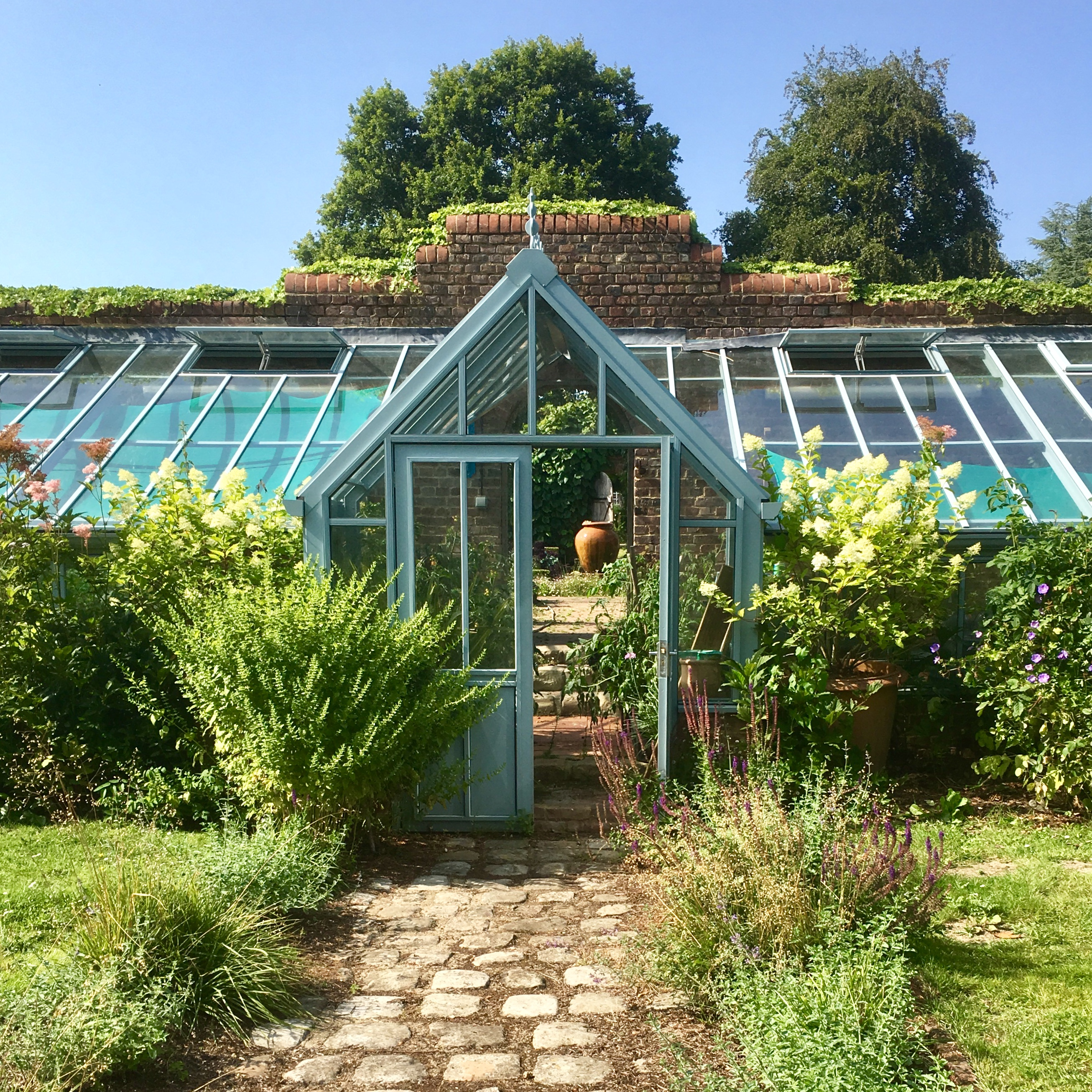 Acres Wild Traditional Terraces Glasshouse