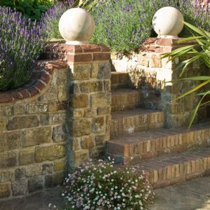 Acres Wild Traditional Terraces Steps