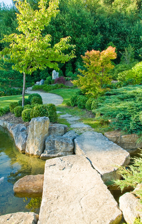 Acres Wild Ways with Water Stone Edge